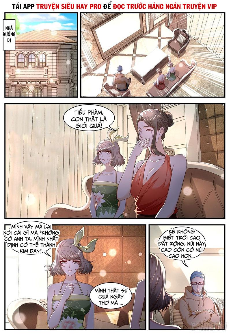 Trọng Sinh Đô Thị Tu Tiên Chương 580 - Truyentranhaz.net