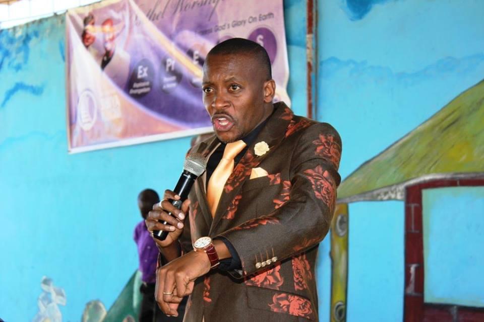 Explosive Evangelism with Apostle P. Sibiya