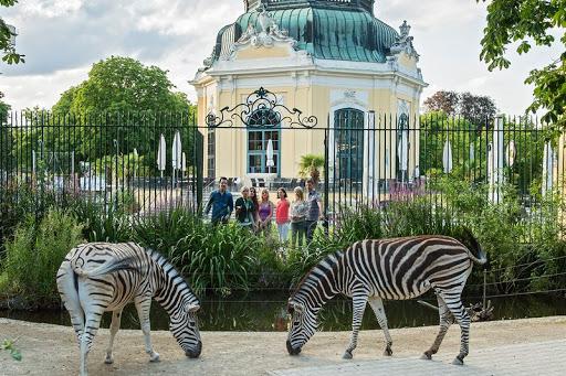 حديقة حيوان شونبرون Schönbrunn Zoo