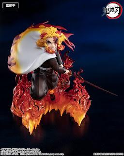 Demon Slayer: Kimetsu no Yaiba – Rengoku Kyojuro Flame Pillar Figuarts Zero, Bandai Spirits / Tamashii Nations