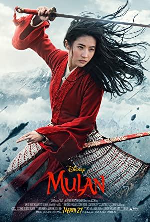 Mulan (2020) Full Movie In Dual Audio {Hindi-Chinese} Download 480p [300MB] | 720p [900MB]