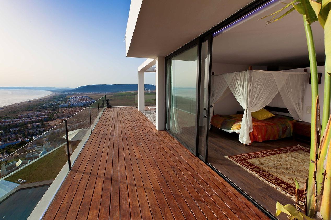 Casa detalles casa de playa en zahara de los atunes for Casas con piscina zahara delos atunes