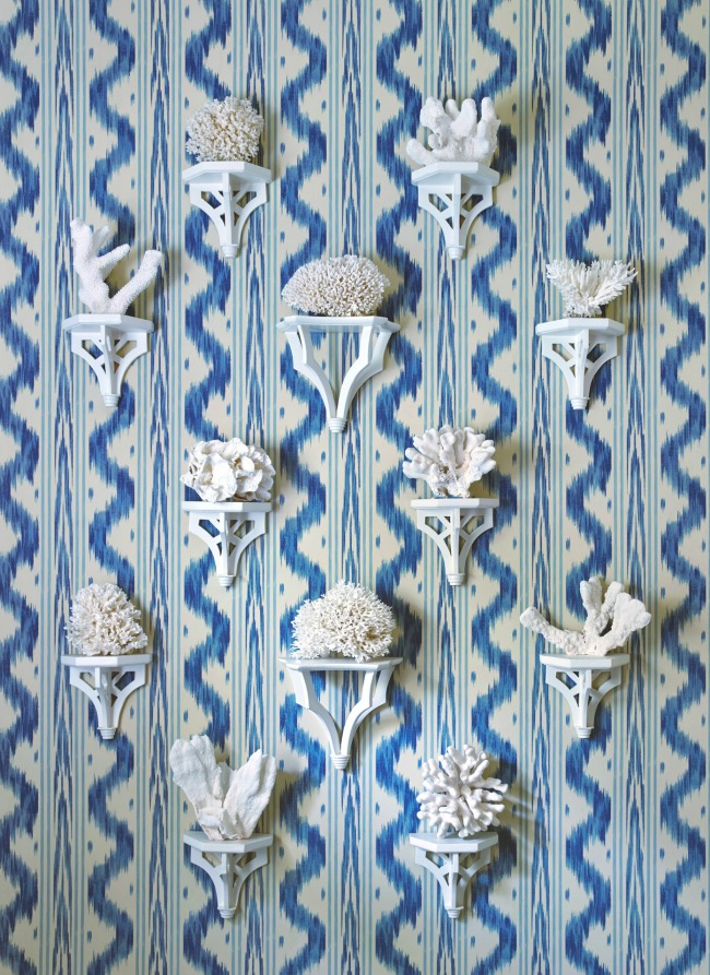 Chinoiserie Chic The Blue And White Chinoiserie Foyer