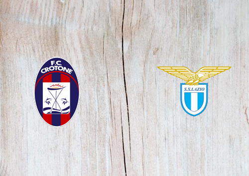 Crotone vs Lazio -Highlights 21 November 2020