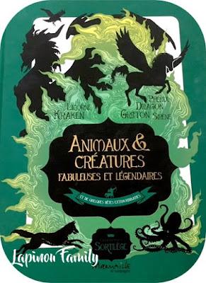 animaux creatures fabuleuses legendaires 1
