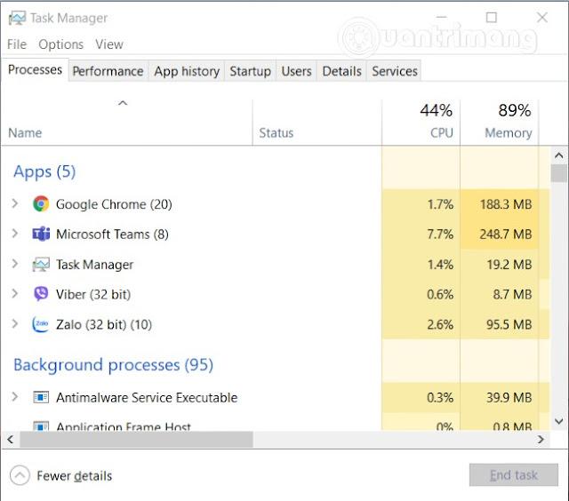 Fix Microsoft Teams High CPU and Memory Usage