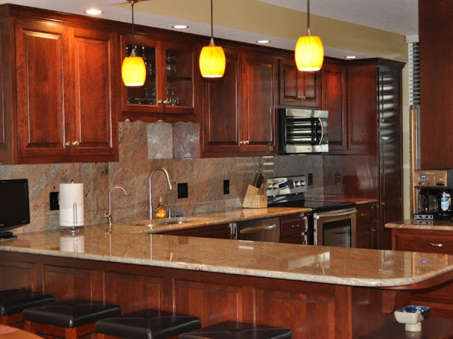 Bronzite Granite Countertops