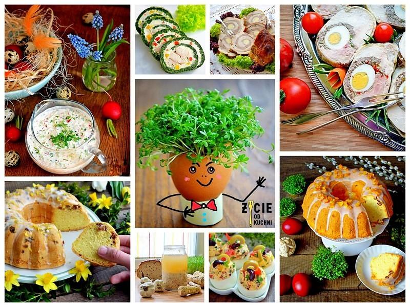 dania na wielkanoc, wielkanocne zwyczaje, zycie od kuchni