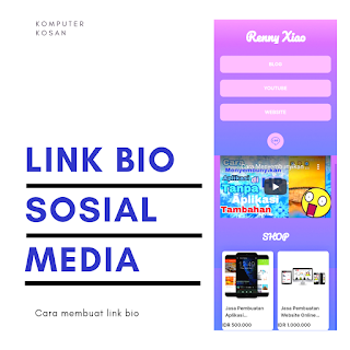 Link Bio Tiktok