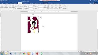 Cara Mengatur Ukuran Foto 2x3, 3x4, 4x6, 2R, 3R, 4R, 5R, 6R, 8R, dan 10R di Microsoft Office Word - MH Tekno Indonesia
