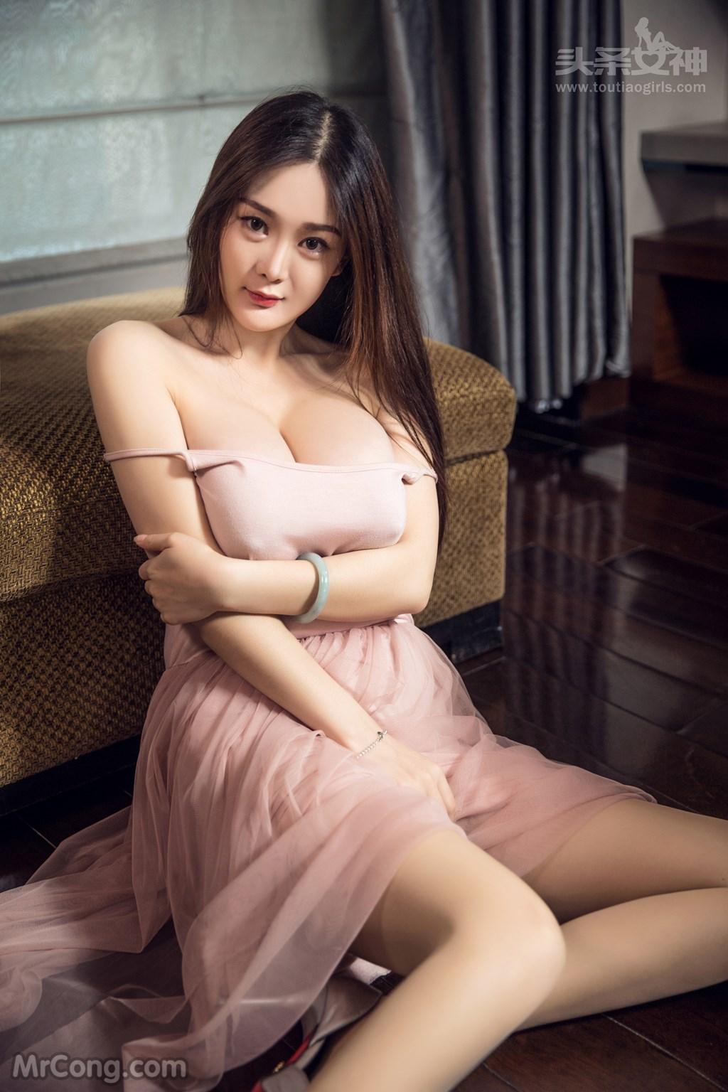 Image TouTiao-2017-05-08-Yi-Yang-MrCong.com-029 in post TouTiao 2017-05-08: Người mẫu Yi Yang (易阳) (30 ảnh)
