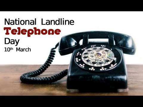 National Landline Telephone Day Wishes pics free download