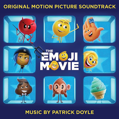 The Emoji Movie Soundtrack Patrick Doyle