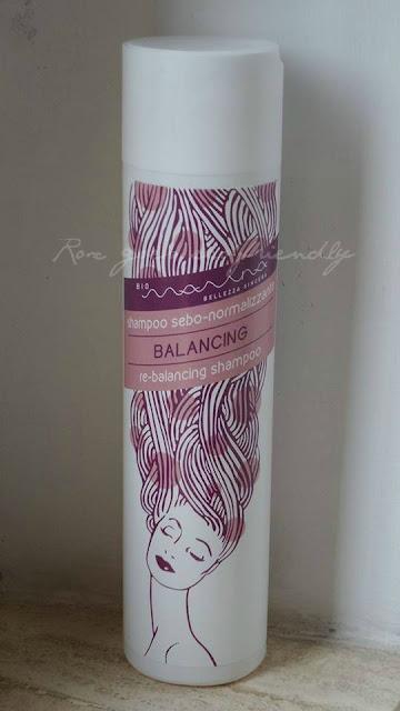 Bio Marina shampoo sebo-normalizzante