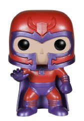 X-Men Magneto doll by Funko Pop