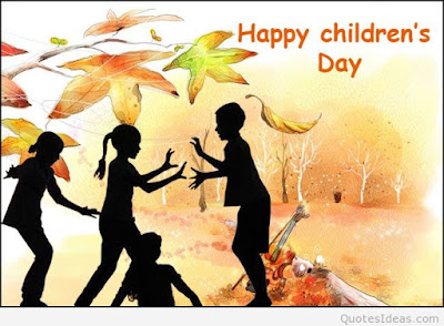 Happy Children's Day 2016 Whatsapp Status & FB Indian Status