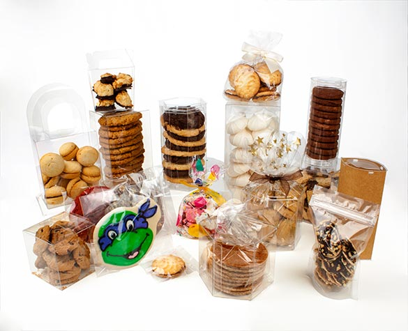 ClearBags: Here to Support Your Cookie Habit | Packaging Ideas and ...