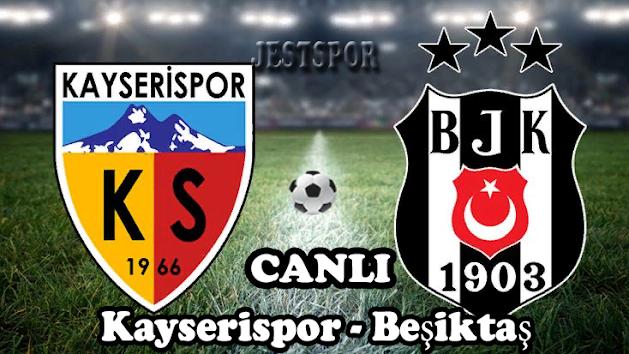 Kayserispor - Beşiktaş Jestspor izle