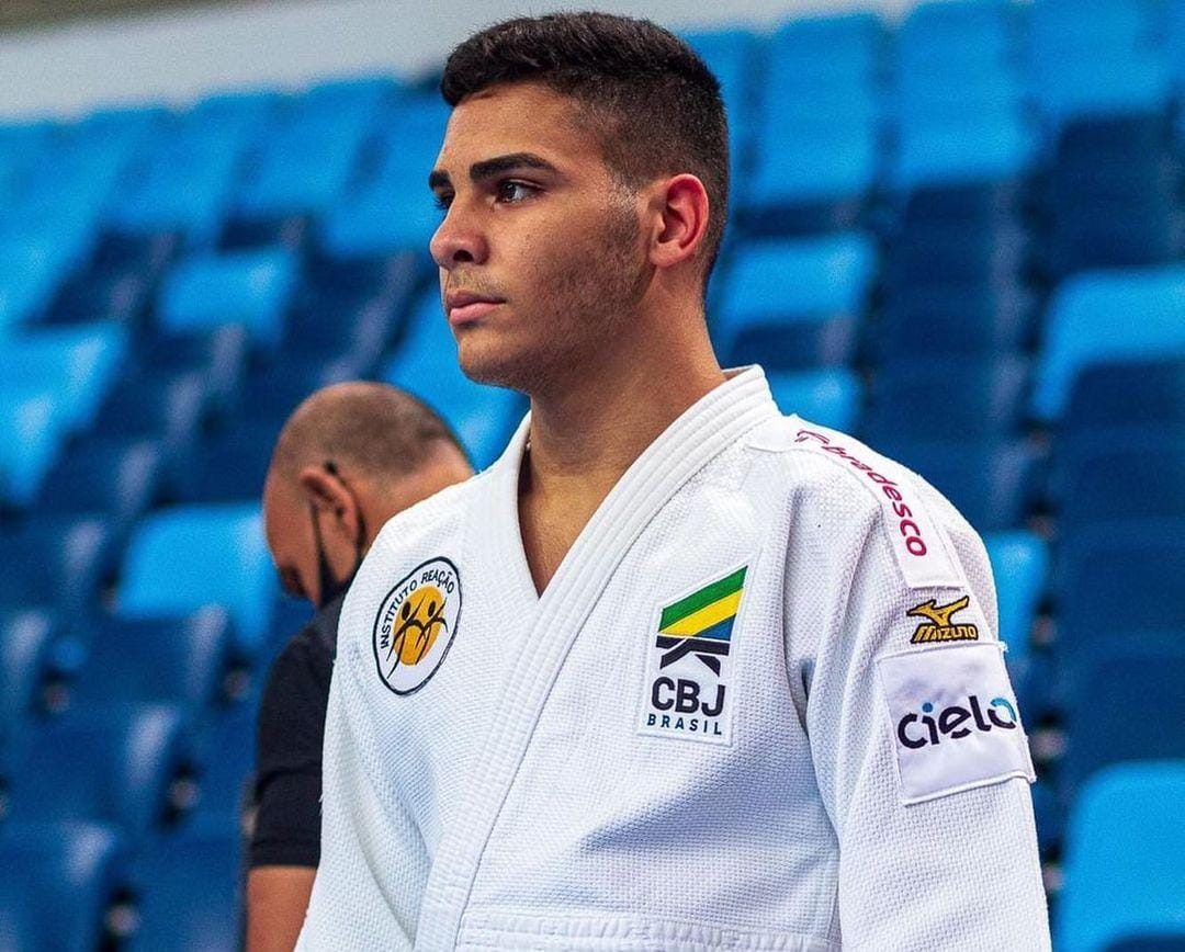 Gabriel Falcão judô