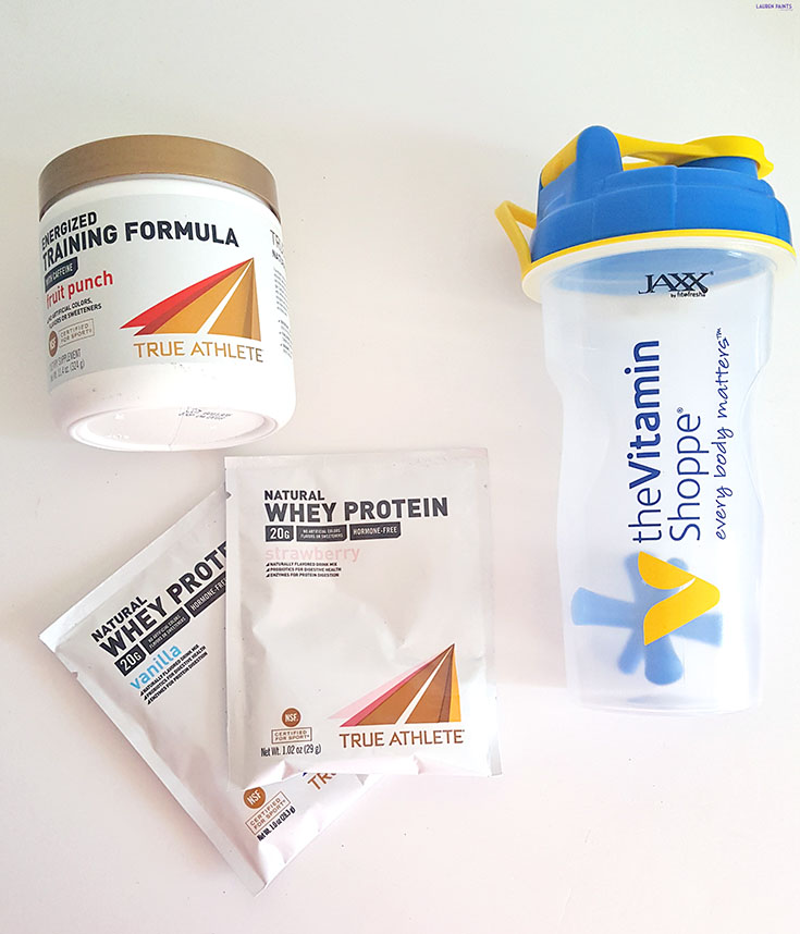 "Are you ready to go for the gold? Check out the items that arrived in the ""Go for the Gold"" Babbleboxx and achieve the ultimate athlete status! #IAmATrueAthlete @VitaminShoppe #BabbleBoxxGold"