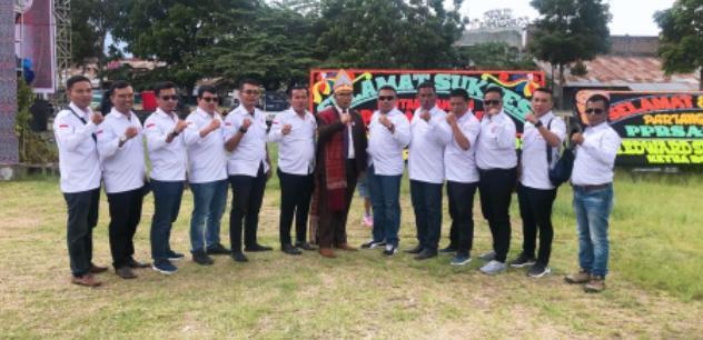 Ketua Simangunsong Brohter's   Beri Ucapan Selamat Untuk Ketua PPRSAB Terpilih