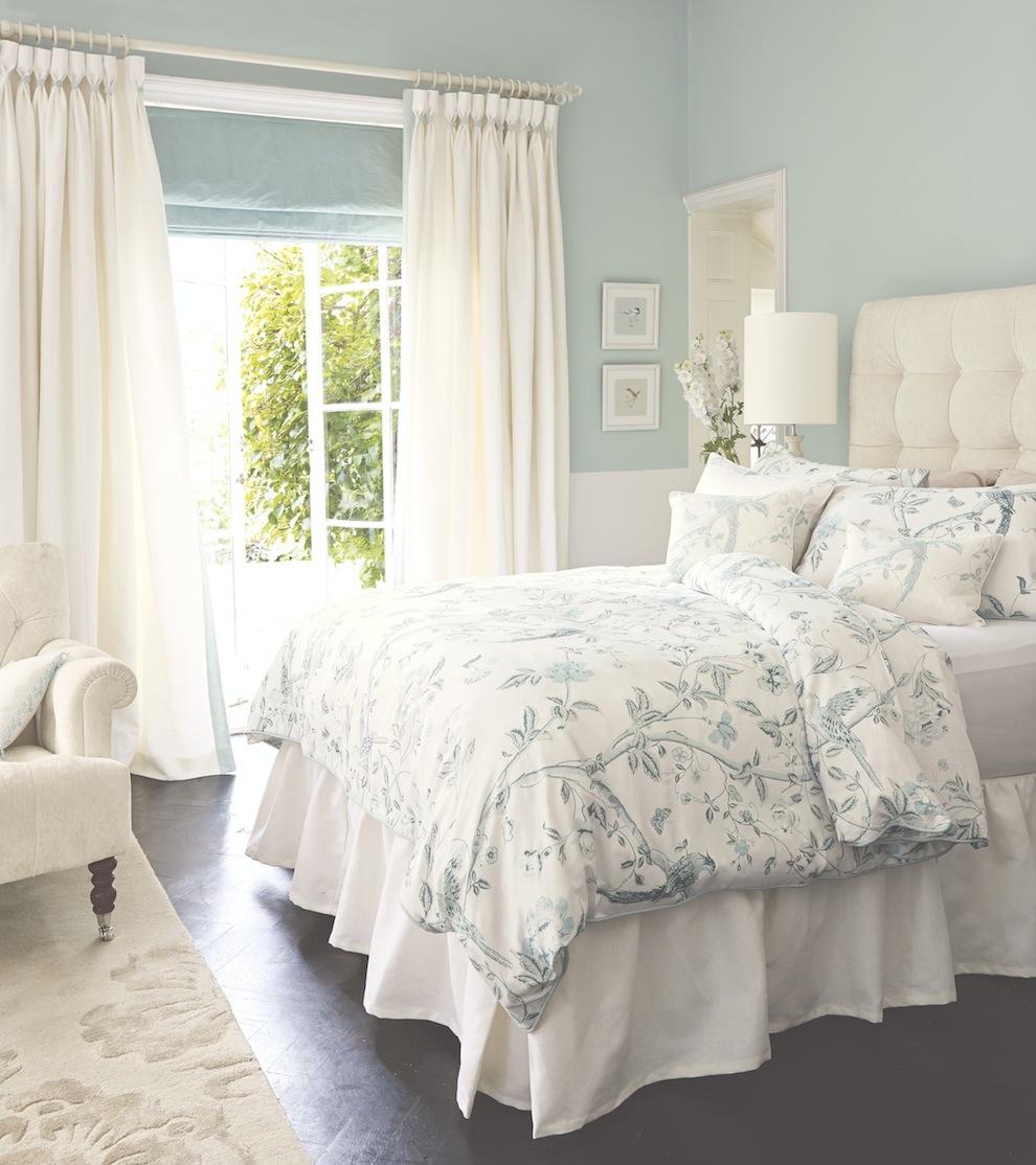 Cat Rumah Shabby - ini dia trend warna cat kamar tidur tahun 2017 rumah shab lightblue