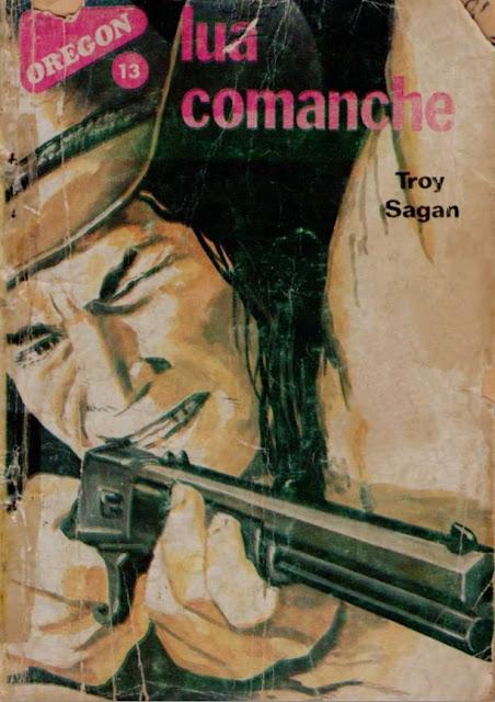 Lua Comanche - Troy Sagan