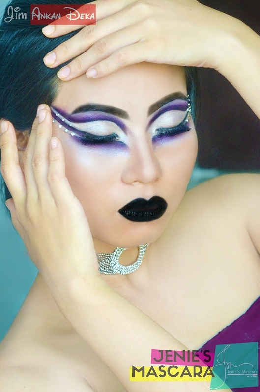 Concept Makeover by Jenie's Mascara | Photo: Jim Ankan Deka