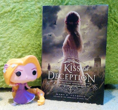 Cover von Kiss of Deception