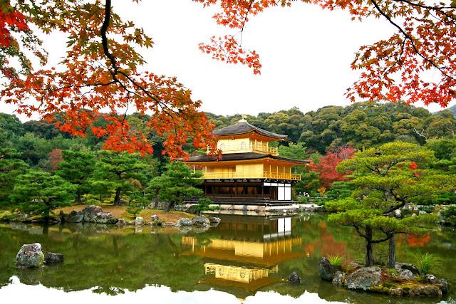 Ginakaku-ji Temple, Kyoto, Japan