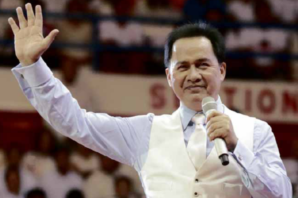 Quiboloy, son of god