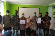 86 KK Warga Desa Singarajan Terima Bantuan Tunai
