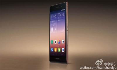 Inikah Huawei Ascend P7 Berlayar Safir Itu?