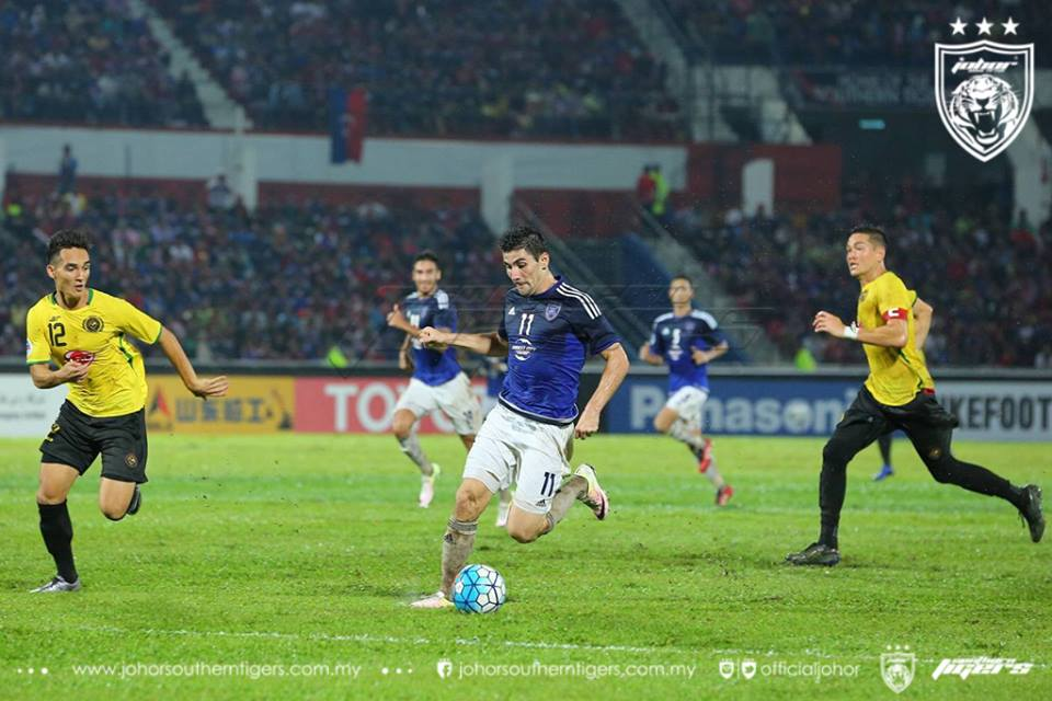 Diaz JDT AFC
