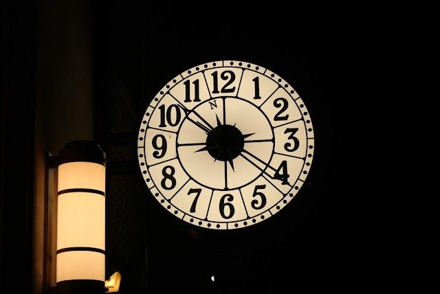 Le temps pense