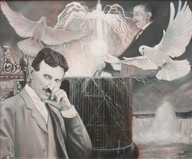 Nikola Tesla's three predictions about the future of humanity- www.researchingaliensandufos.com