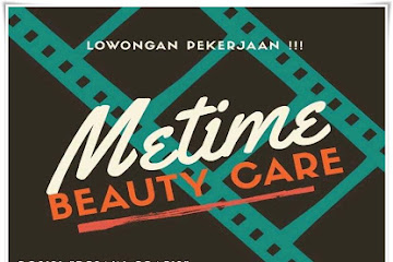 Lowongan Kerja Beauty Care Metime Bandung
