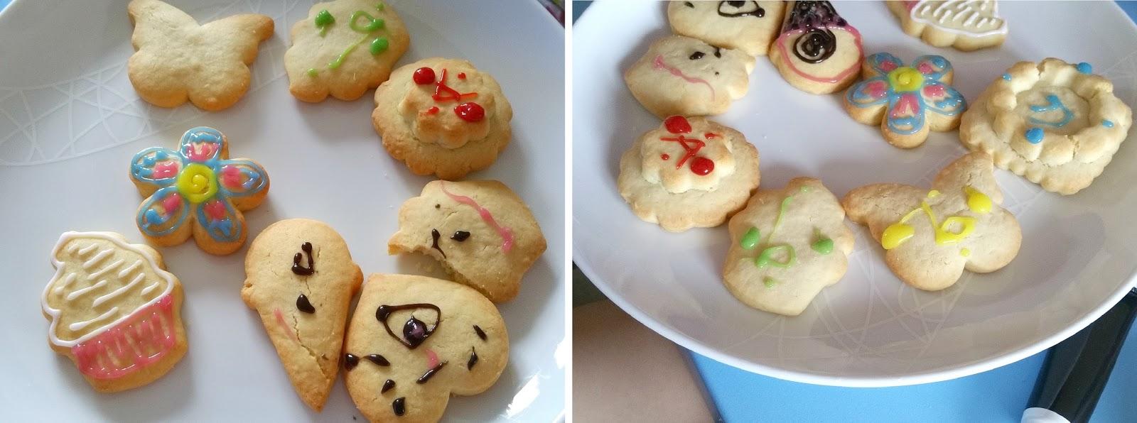 Great British Bake Off, Real Baking Children Baking Set, Iced Cookies