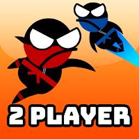Jumping Ninja 2 Player Games Mod Apk