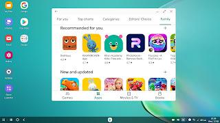 """""""سامسونج DeX"""" حول هاتفك السامسونج إلى كمبيوتر وشاهد الفيديوهات على شاشة أكبر والكثير من المزايا المفيدة أيضا"""
