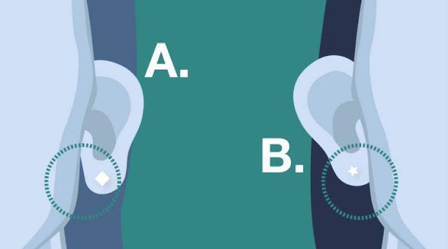 Что мочка уха может рассказать о личности человека