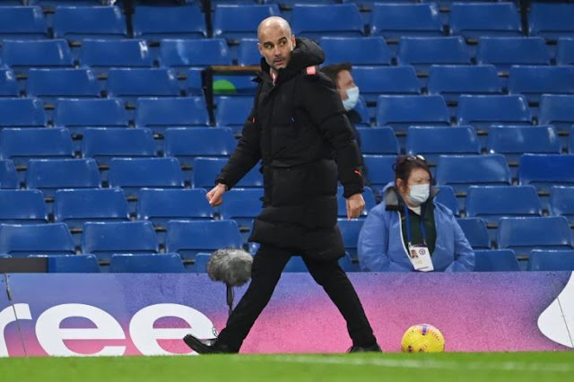 Guardiola: Liverpool is the best team in the world to transfer the ball