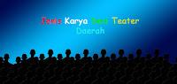 Jenis karya seni teater daerah berdasarkan asal wilayahnya