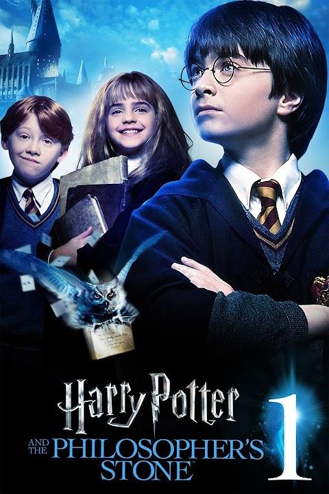 Herri Potter 1 dhe guri i magjistarit Dubluar ne shqip