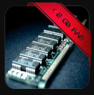 < 2GB RAM BOOSTER APP
