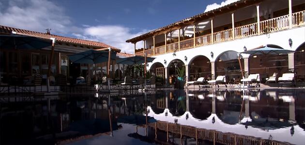 أجمل فندق في العالم