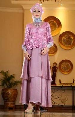 Contoh model baju muslim untuk pesta tren turki