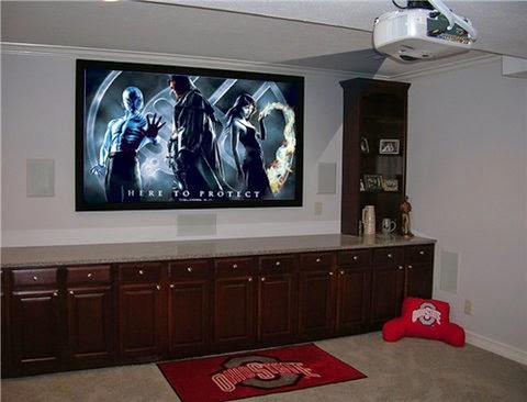 Cho thuê máy chiếu xem phim Full HD và Full 3D tại TpHCM