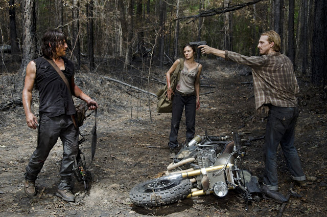 The Walking Dead S06E06: Always Accountable (2015)
