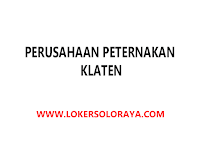 Lowongan Kerja Karyawati Bagian Akuntansi Perusahaan Peternakan di Klaten